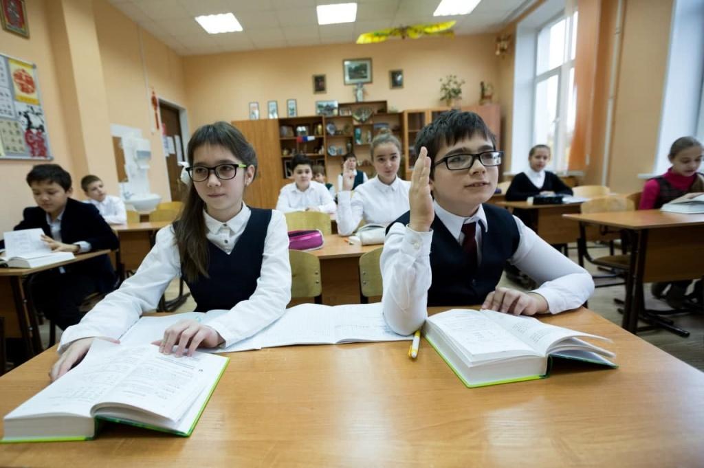 Школьники из Кузьминок примут участие в олимпиаде по математике и физике